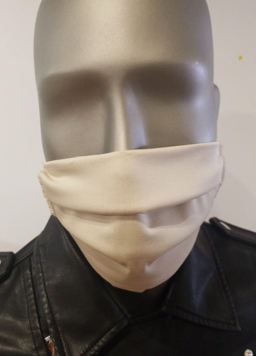 masque crème - homme